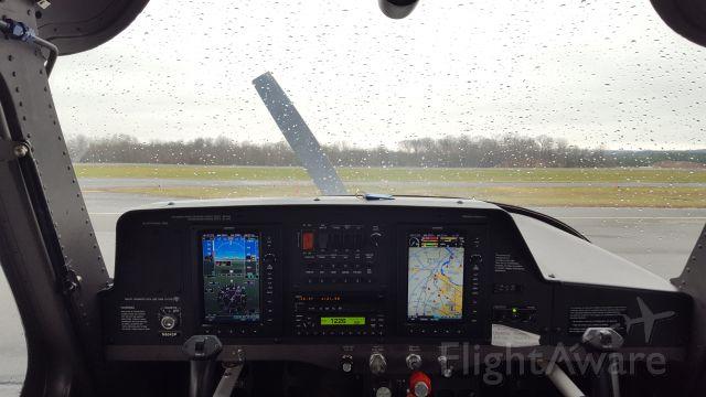 Cessna Skycatcher (N6042P)