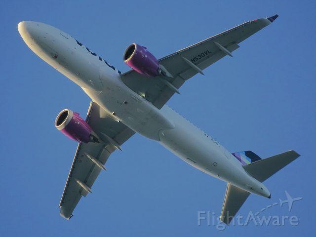 Airbus A320neo (N530VL)