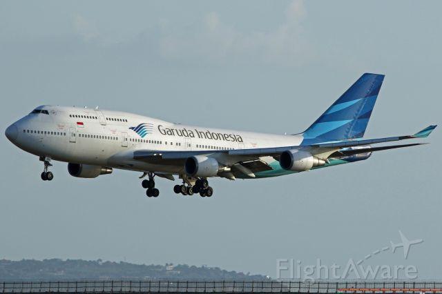 Boeing 747-400 (PK-GSH)