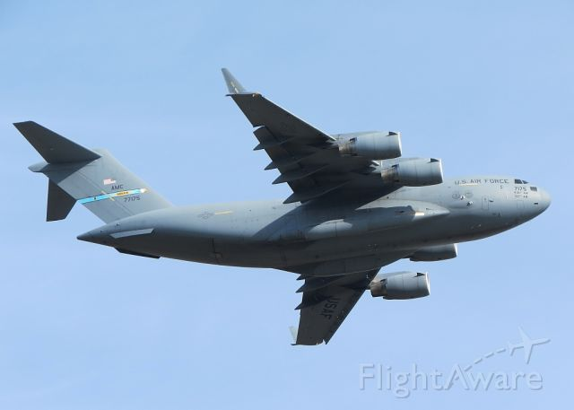 Boeing Globemaster III (07-7175) - 77175 C-17 out of Dover AFB. 436th AW / 512th AW