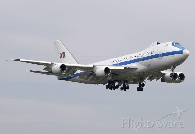 Boeing 747-200 (73-1677)