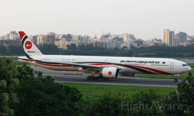 BOEING 777-300 (S2-AFO)
