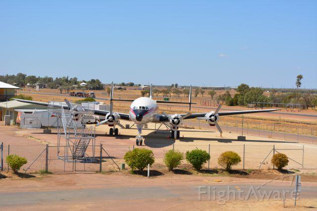 Cessna Skylane (VH-EAM) - Qantas Founders Museum Longreach Queensland Australia. Currently undergoing restoration