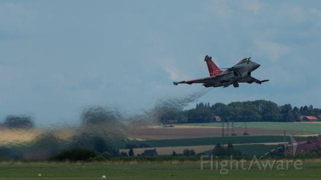"""Dassault Rafale (N113GU) - Dassault Rafale C 142 / 113-GU French Air Force """"TIGER MEET"""""""