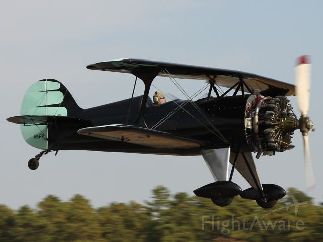 N5FR — - Taking off from Hammonton