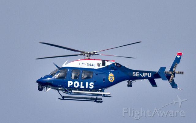 Bell 429 GlobalRanger (SE-JPU) - Polis 5440