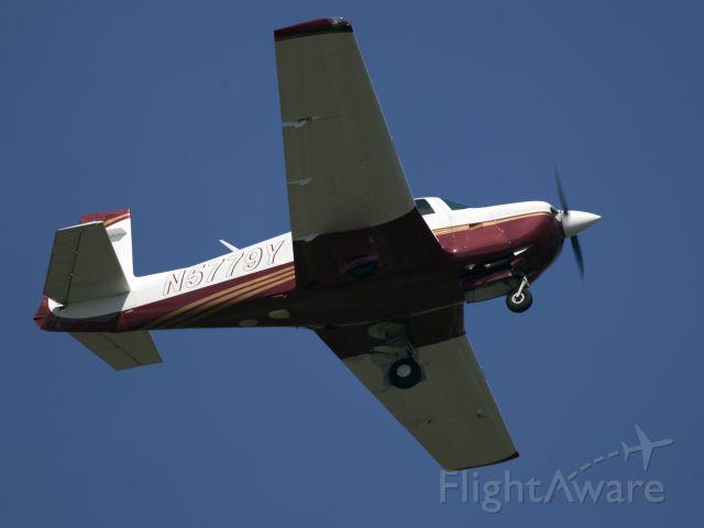 Mooney M-20 (N5779Y) - Very fast single engine piston aircraft!