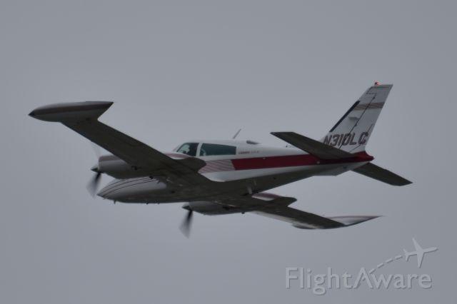 Cessna 310 (N310LC)