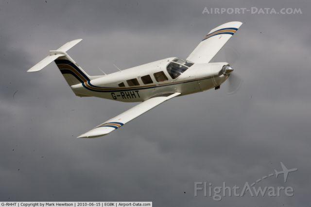 Piper Saratoga (N200SF)