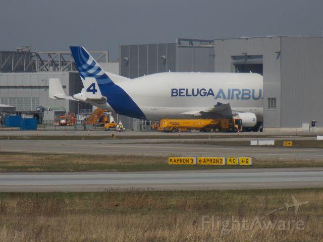 Airbus A300F4-600 (F-GSTD)