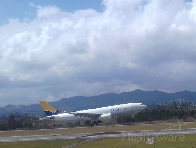Airbus A330-200 (N330QT)