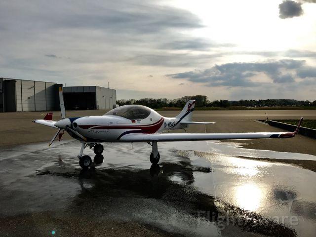 AEROSPOOL WT-9 Dynamic (D-MSVS) - WT9 Reinigung am Flughafen Augsburg