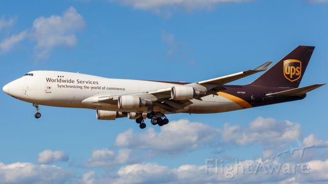 Boeing 747-400 (N570UP)