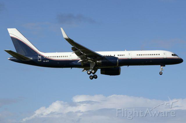 Boeing 757-200 (VQ-BTF)
