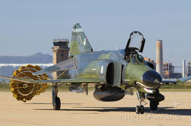 McDonnell Douglas F-4 Phantom 2 (74-0643)