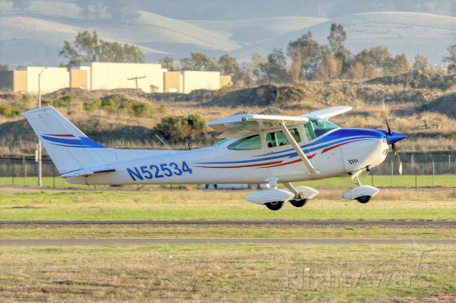 Cessna Skylane (N52534) - Cessna 182P Skylane at Livermore Municipal Airport (CA). February 2021.