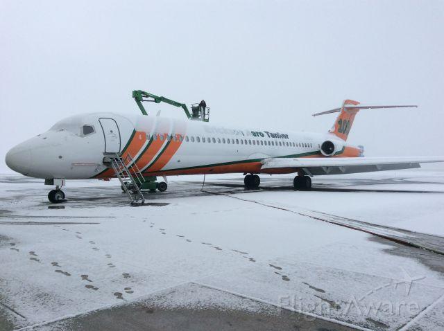 McDonnell Douglas MD-87 (N295EA)