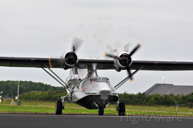 PH-PBY — - Leeuwarden, Netherlandbr /Port side engine start with smoke