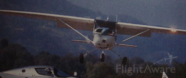 Cessna Commuter (HB-CYE)