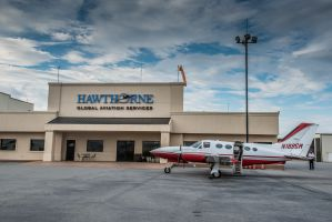 Hawthorne Global Aviation Services FBO Info & Fuel Prices at