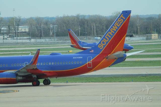 Boeing 737-700 (N476WN)