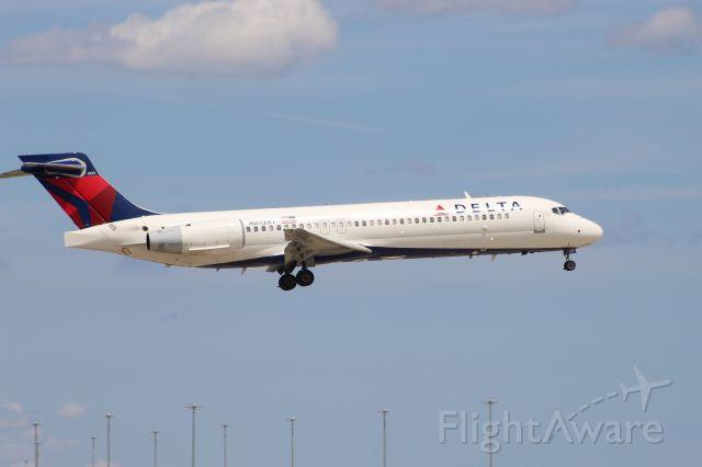 Boeing 717-200 (N893AT) - DAL1708 arriving from Atlanta on 7/31/20. Landing on 10C.