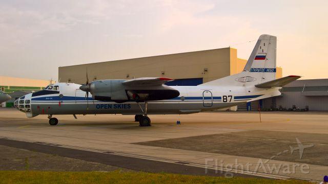 Antonov An-30 (87BLACK)