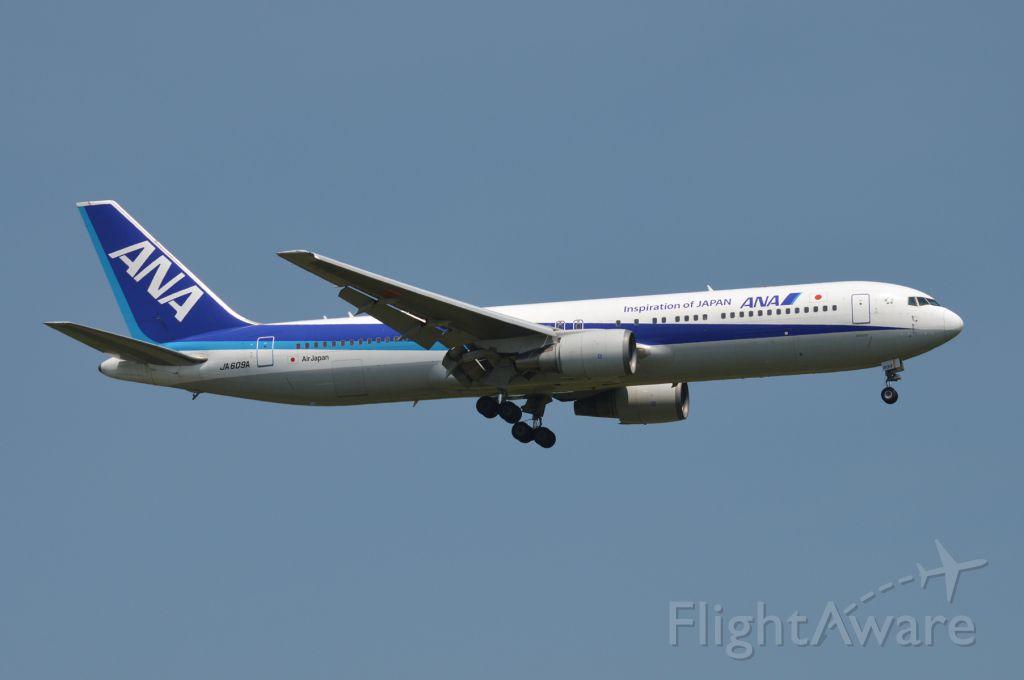 BOEING 767-300 (JA609A) - 2017-06-06