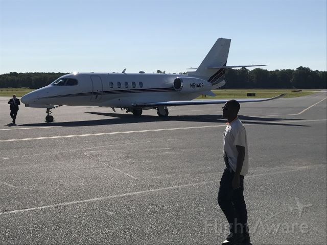Cessna Citation Latitude (N514QS)