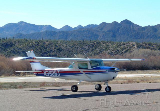 Cessna Commuter (N3908J)