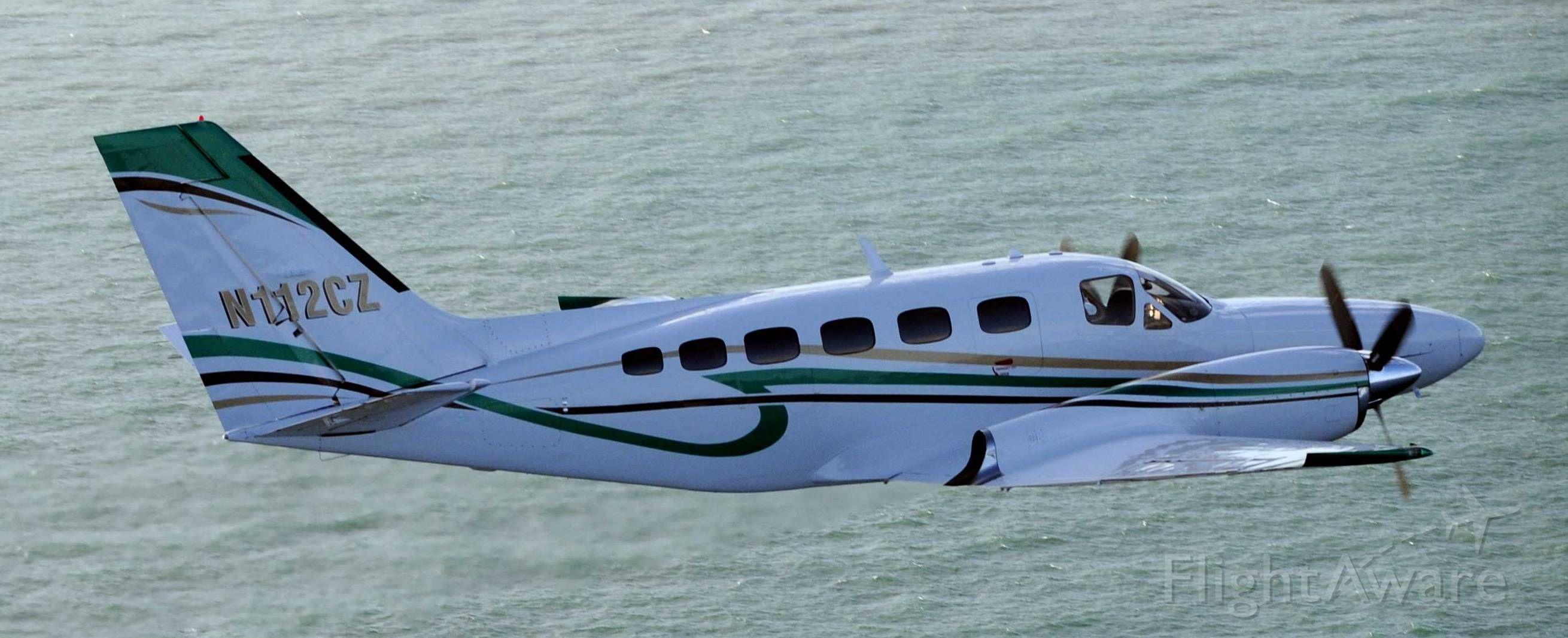 Cessna Conquest 2 (N112CZ)