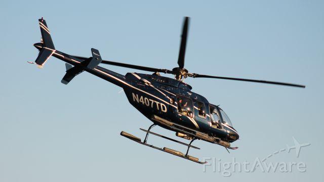 Bell 407 (N407TD)