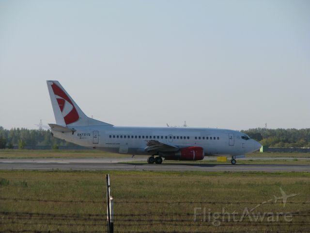 "Boeing 737-700 (EK-73772) - Novosibirsk ""Tolmachevo"""