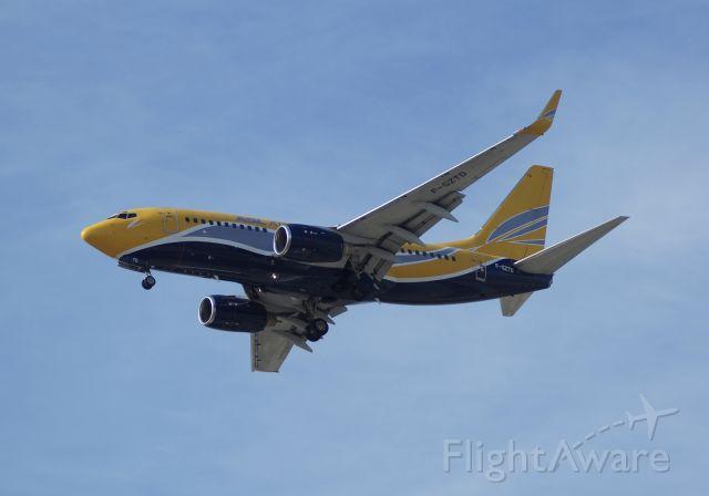 Boeing 737-700 (F-GZTD)