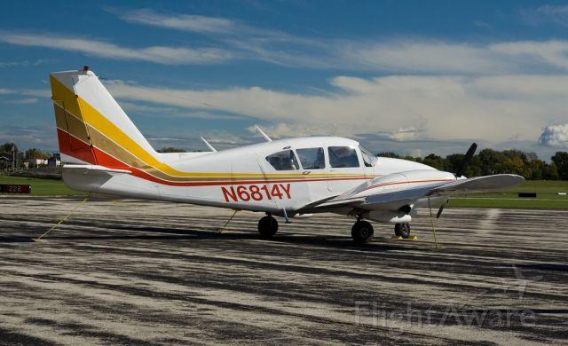 Piper Apache (N6814Y)