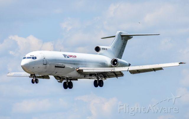 BOEING 727-200 (N215WE) - A 727 at KTYS?!?!?