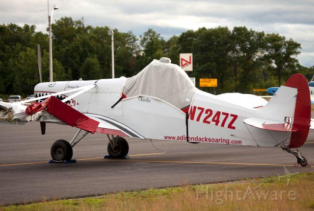 Piper PA-25 Pawnee (N7247Z)
