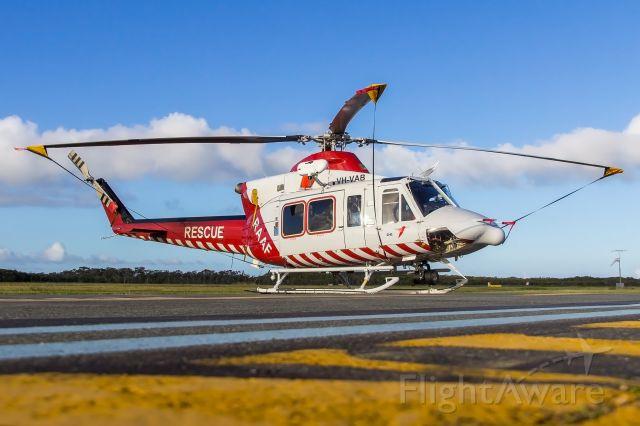 Bell 412 (VH-VAB)