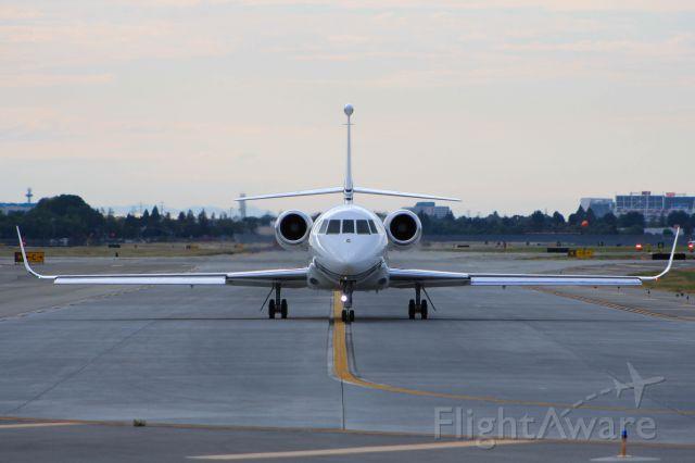 Dassault Falcon 2000 (N669HP)