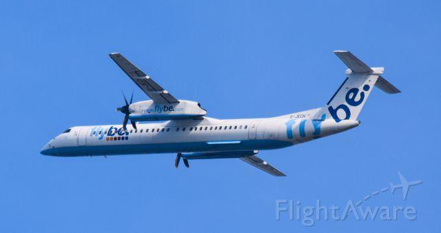 de Havilland Dash 8-100 (G-JECH)