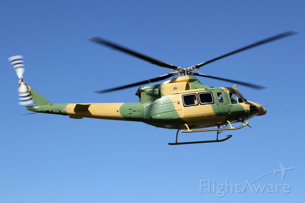 Bell 412 (OH5)