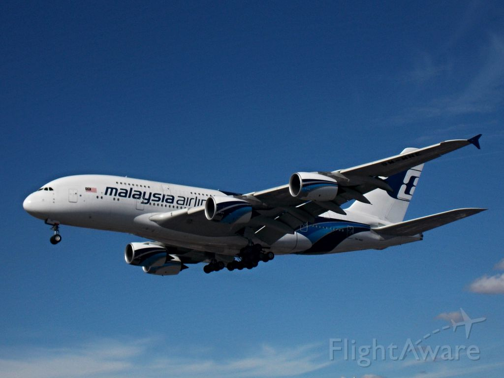 Airbus A380-800 (9M-MNE)