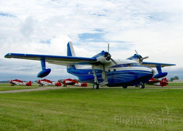 Grumman HU-16 Albatross (N98TP) -  At AirVenture.