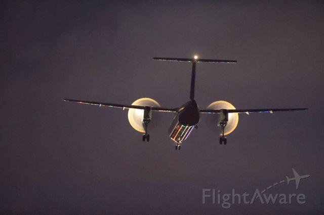 de Havilland Dash 8-400 (JA854A) - November 20th 2020:CTS-HKD.