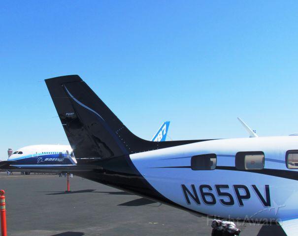 Piper Malibu Mirage (N65PV)
