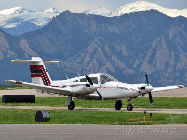 Piper PA-44 Seminole (N2882C)