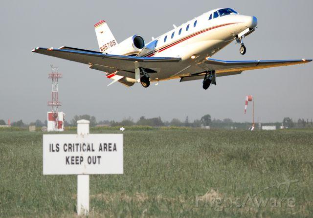 Cessna Citation Excel/XLS (N657QS)