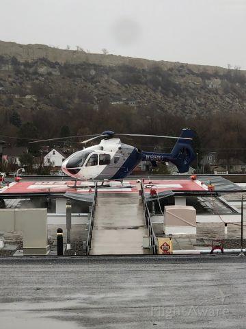 Eurocopter EC-635 (N135BU) - Saint Vincent Healthcare, Billings, MT