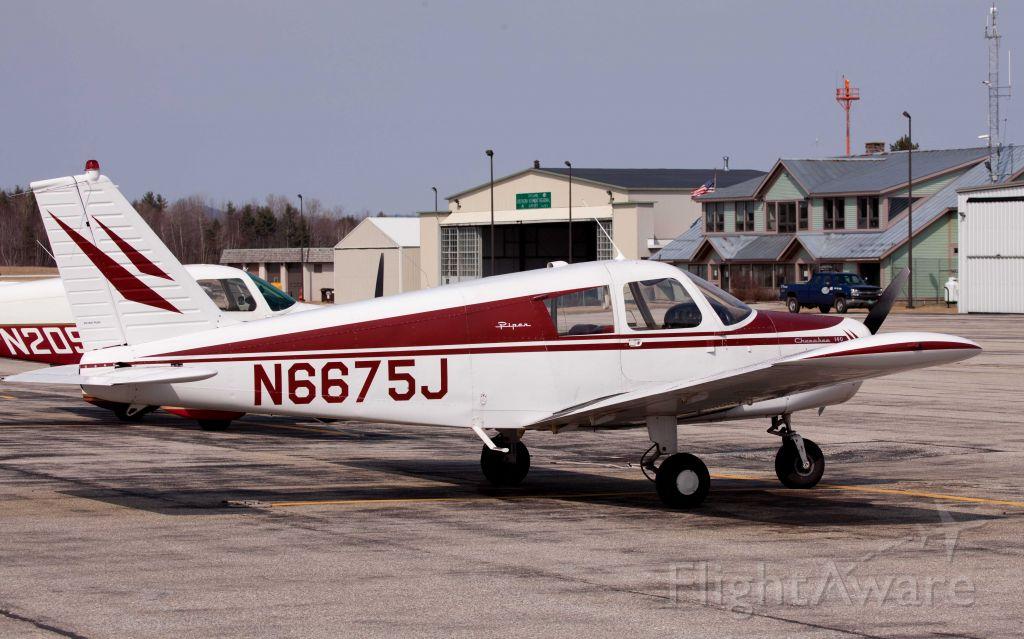 Piper Cherokee (N6675J)