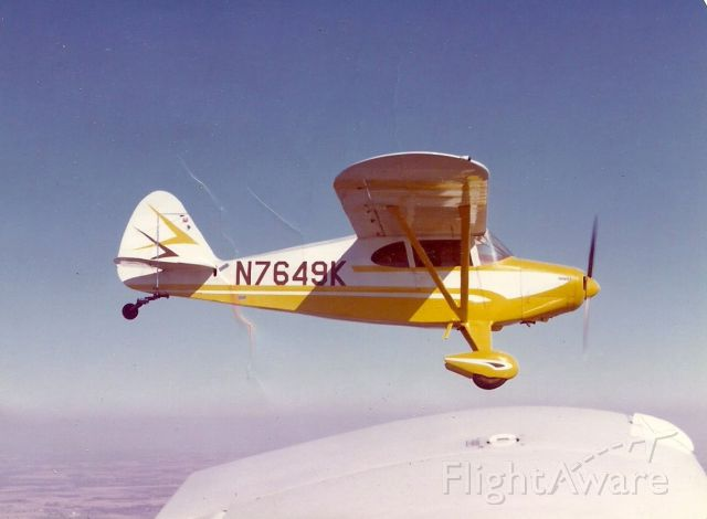 Piper PA-20 Pacer (N7649K)